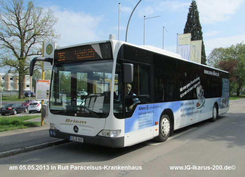 ES-B 603