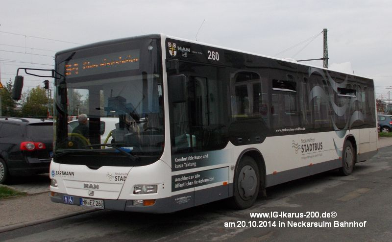 HN-EZ 260