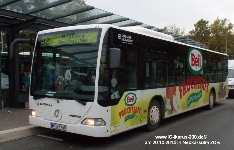 HN-EZ 460