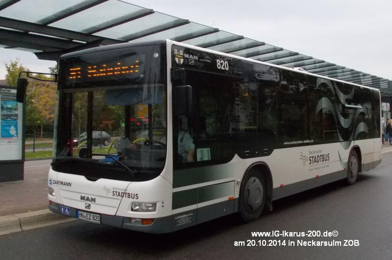 HN-EZ 820