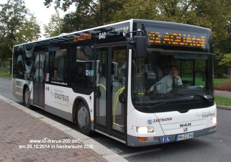 HN-EZ 840