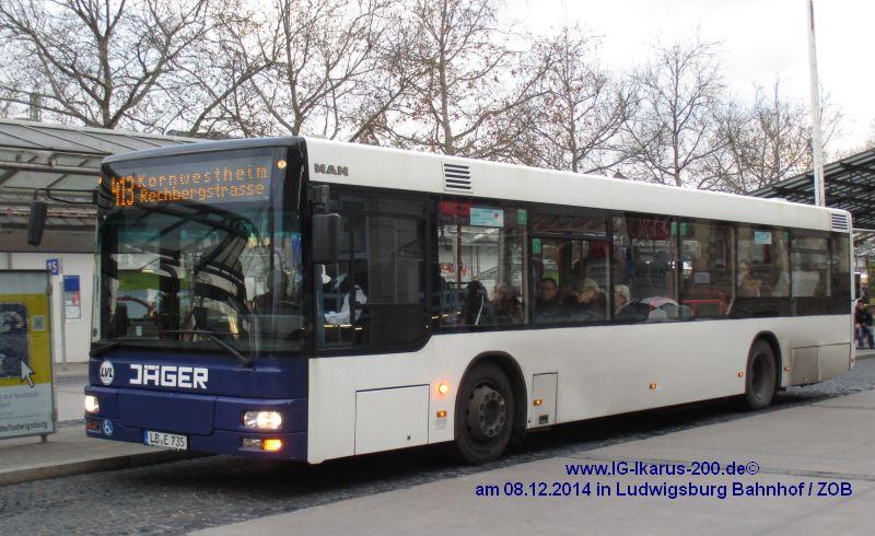 LB-E 735