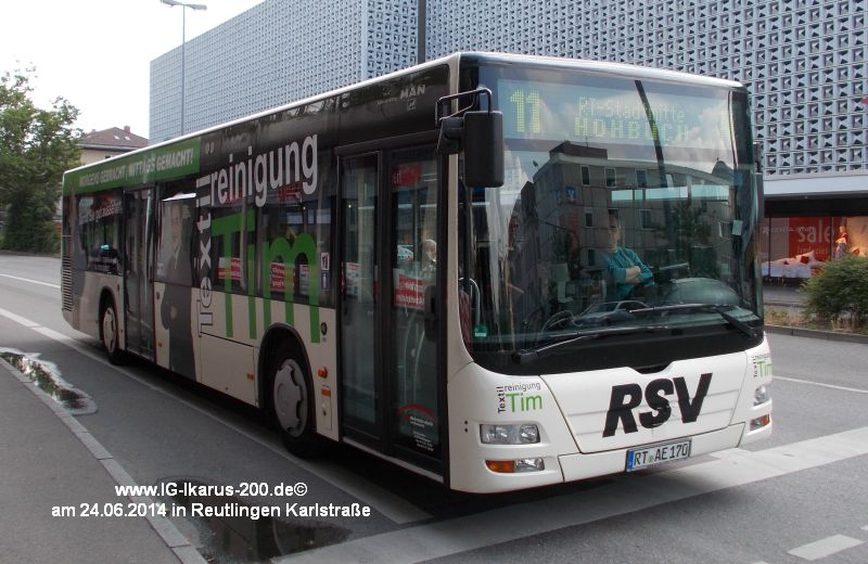 RT-AE 170