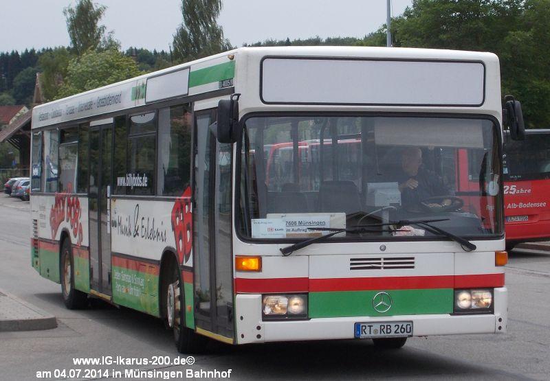 RT-RB 260