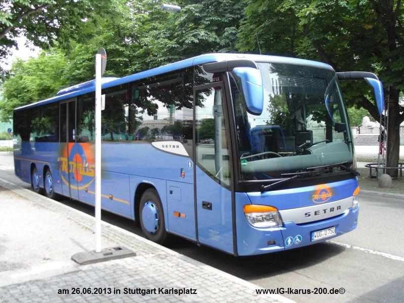 WUG-U 750