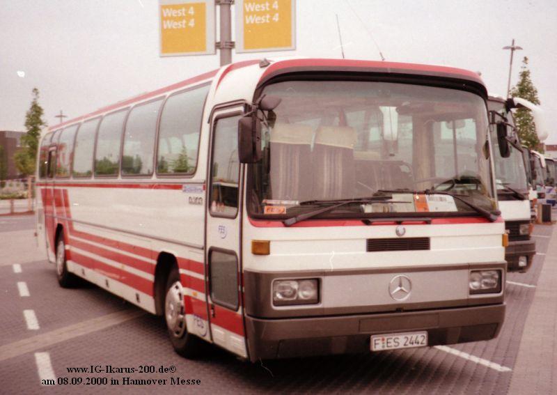 F es 2442 for Ikarus frankfurt