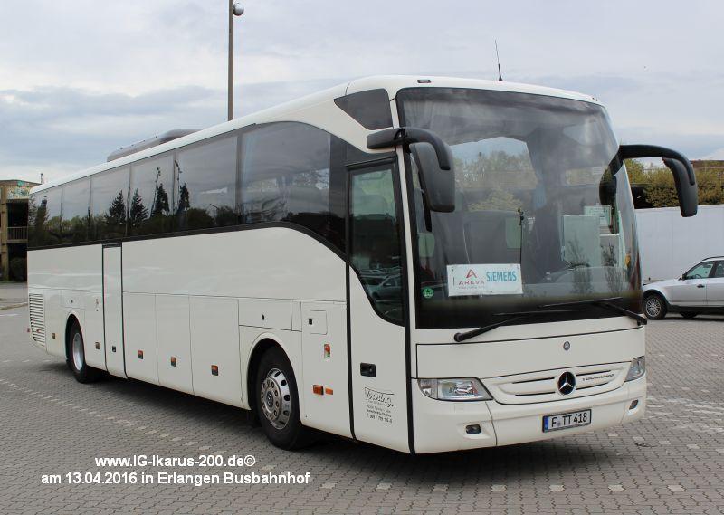 F tt 418 for Ikarus frankfurt