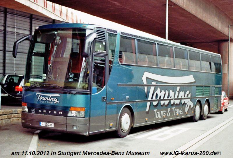 386 for Ikarus frankfurt