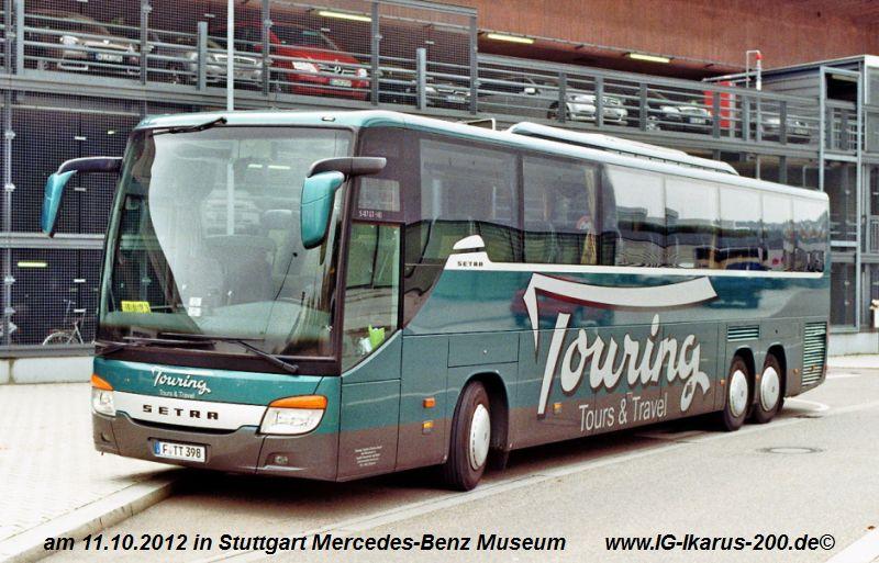 398 for Ikarus frankfurt