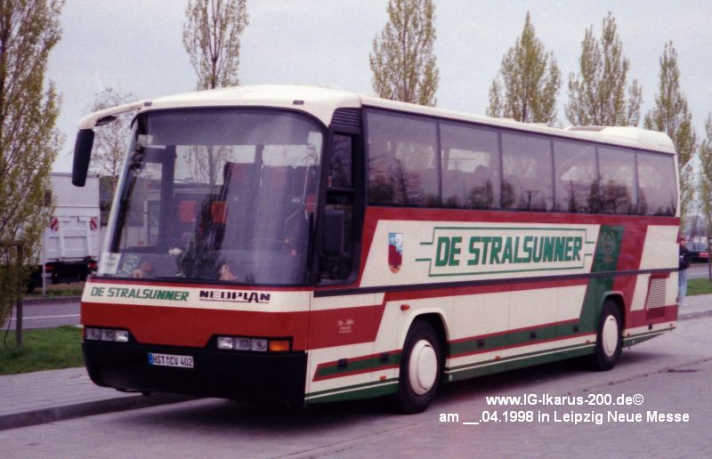 HST-CV 402