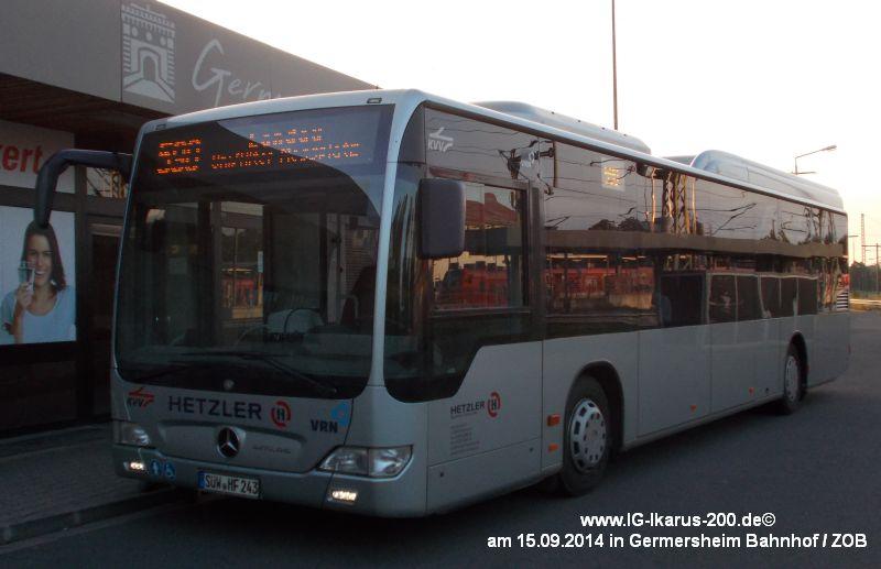 SÜW-HF 243