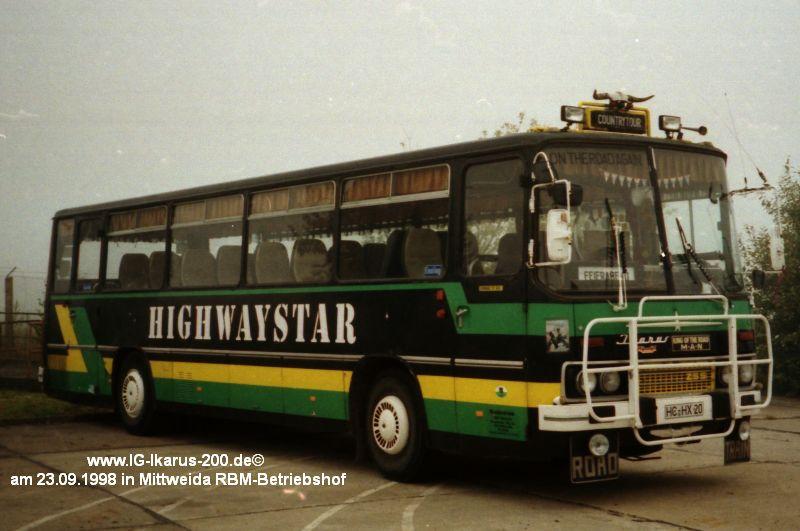 HC-HX 20