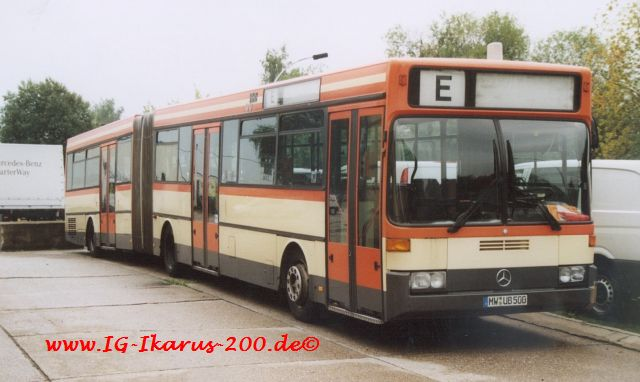 MW-UB 500