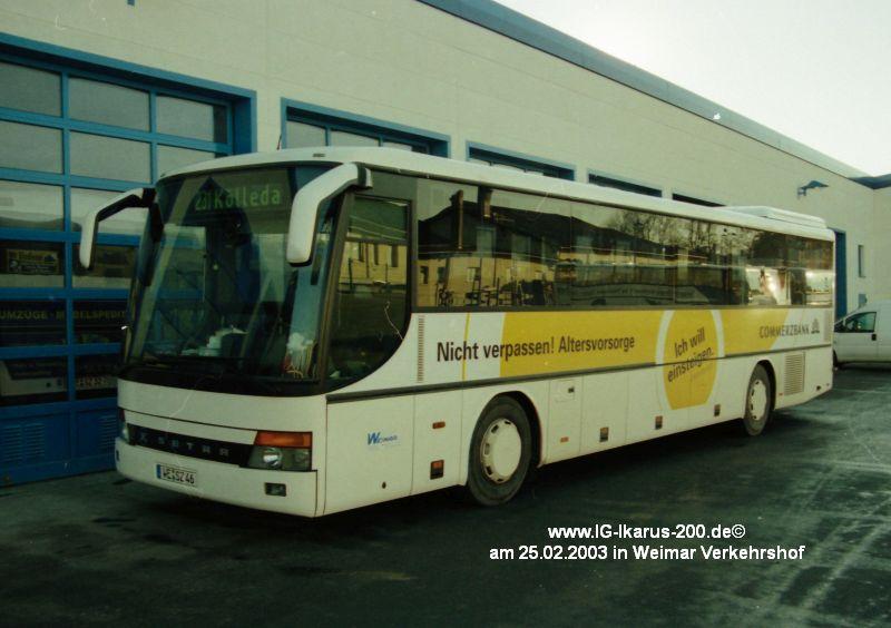 46 for Ikarus frankfurt