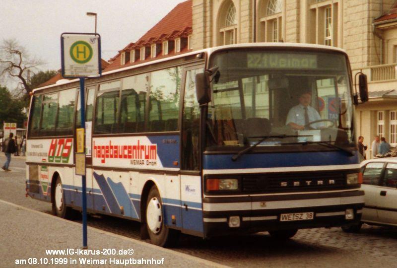 38 for Ikarus frankfurt