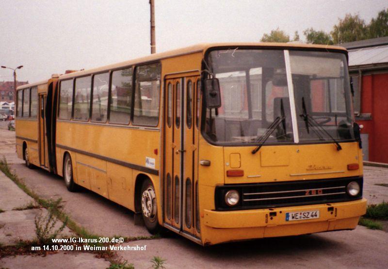44 for Ikarus frankfurt