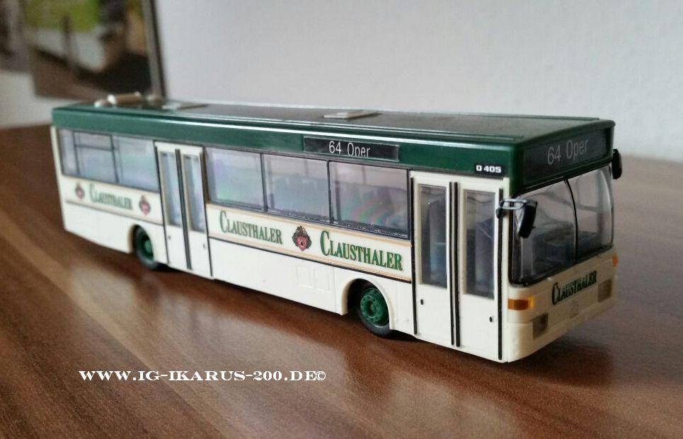 MB O405 Clausthaler