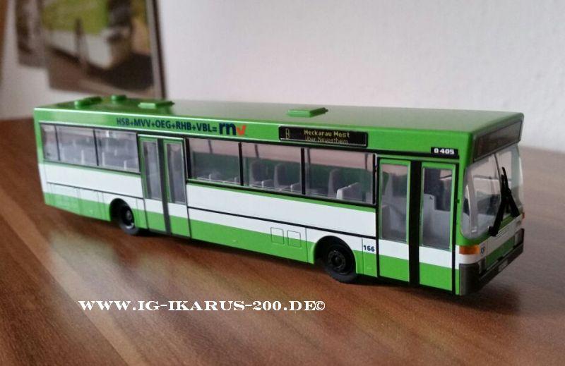 MB O405 RNV Mannheim